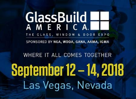 Italian Pavilion at GlassBuild America 2018 | Machines Italia