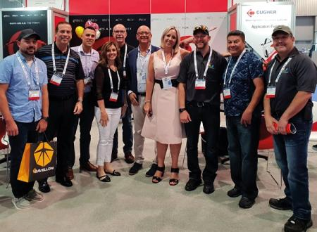 MAPPI at Glassbuild: successes and new deals