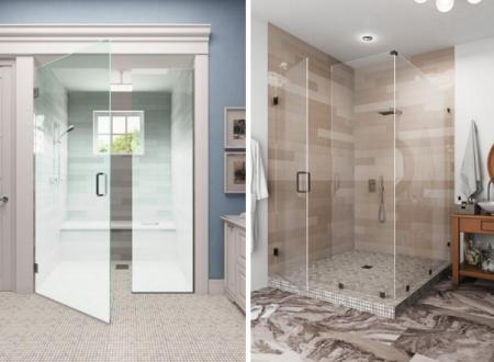 Consolidated Glass Holdings Debuts Invisiwall Shower Enclosures