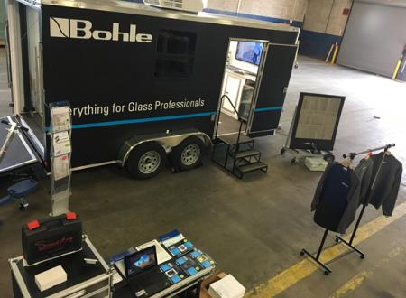 Bohle America Introduces the Mobile Showroom