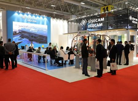 Şişecam Flat Glass Launches its New Products at 'Eurasia Glass Fair'