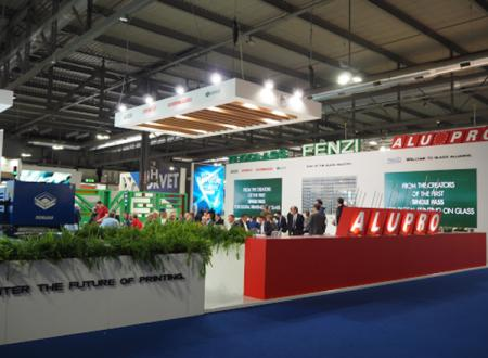 Fenzi Group focuses on digital and warm-edge technology at Vitrum 2019