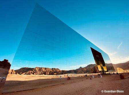 Guinness World Records hails Saudi Arabia's Maraya Concert Hall as world's largest mirror-clad building