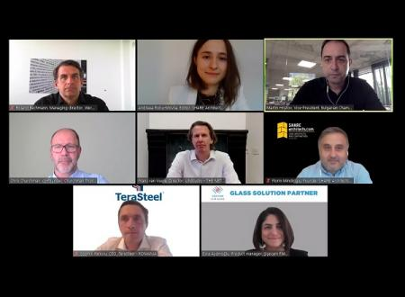Şişecam Flat Glass came together with European architects at Share Webinars