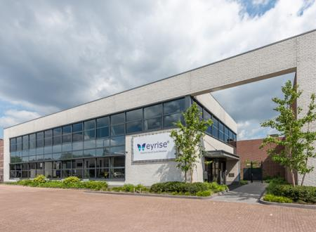 eyrise® facility in Veldhoven, the Netherlands.