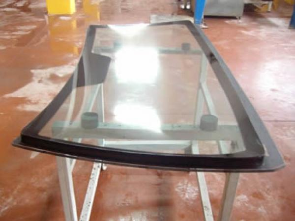 The Production of Bullet Resistant Glass | glassonweb com