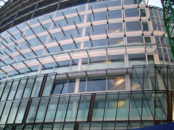 Evaluating The Use Of Double Skin Facade Systems For