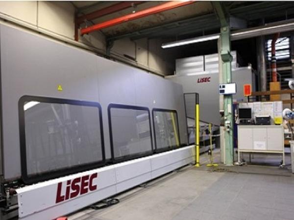 The LiSEC tempering furnace put Flachglas Wernberg in the position to offer thin glass that is 2.3 millimetres thick