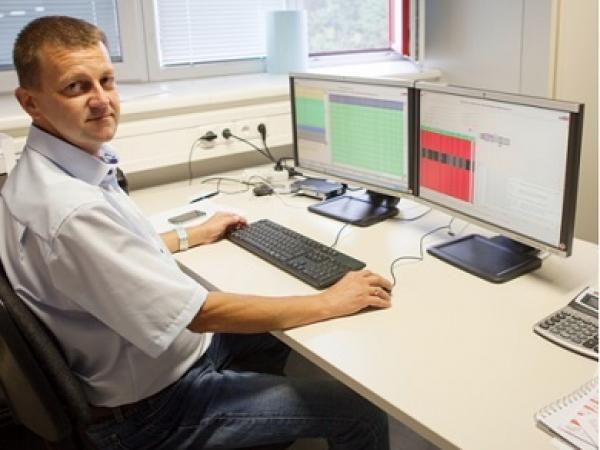"Norbert Jagereder, head production organization Internorm: ""For me, AssetCheck is quite simply THE tool. The existing plant is used optimally before we are investing in a new one."""