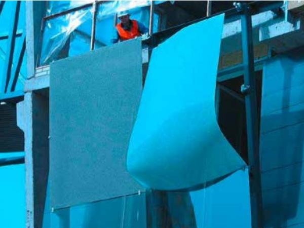 Post Breakage Strength Testing for Overhead Laminated Glass Applications