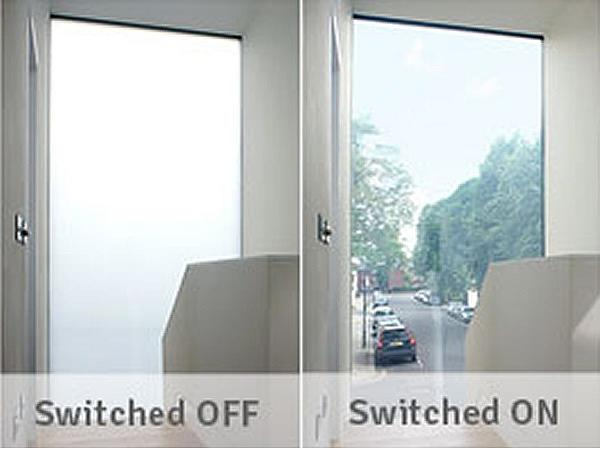 """SwitchOn"" to Intelligent Glass in Homes"
