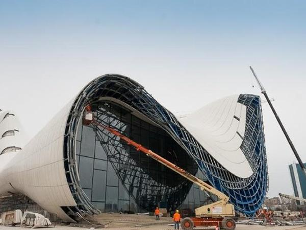 How To Build A Zaha Hadid Facade From Concept Sketches