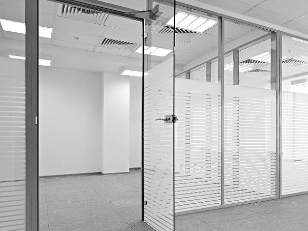 Interior Glass Guide Specification