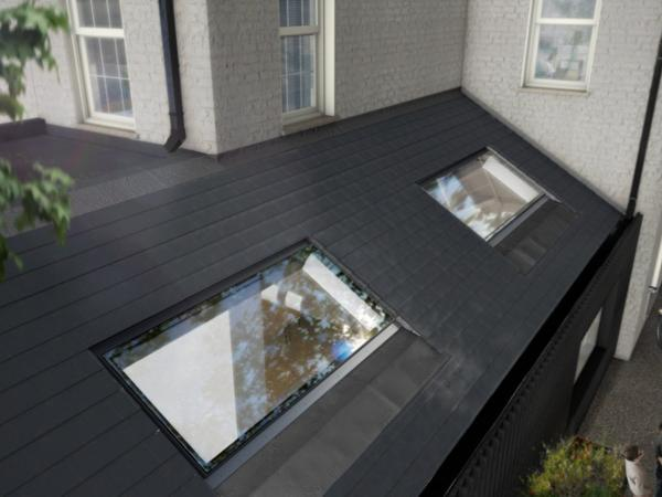 What is the difference between a skylight, rooflight or roof