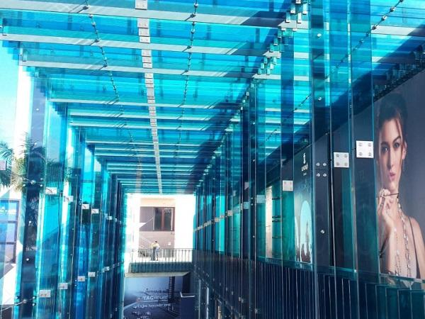 Edge Stability and Potential Cause of Blemishes in Laminated Safety Glass
