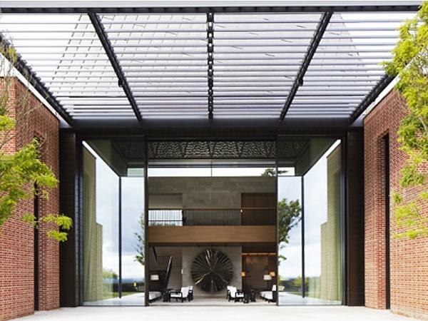 The Tallest Heaviest Sliding Glass Door Of All A Case Study Glassonweb Com
