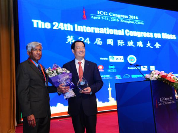 The 24th International Congress on Glass - Development Achievements of Chinese Glass Industry Get International Wide Attention and Recognition