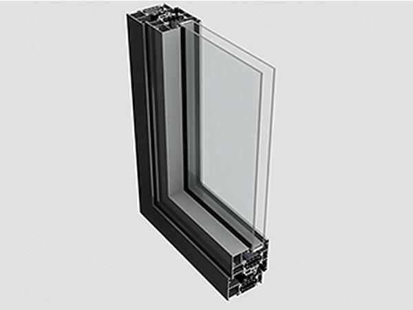 The new AluK 77 Window System