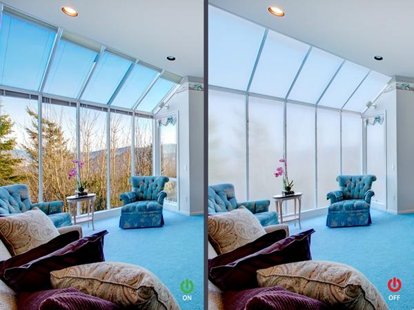 AIS Swytchglas – Advances in glass doors and windows