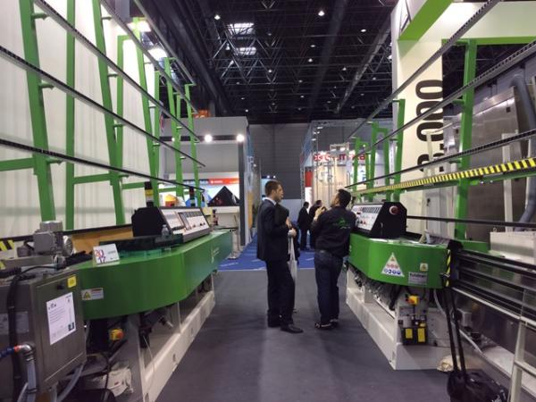 Lattuada at Glasstec 2016