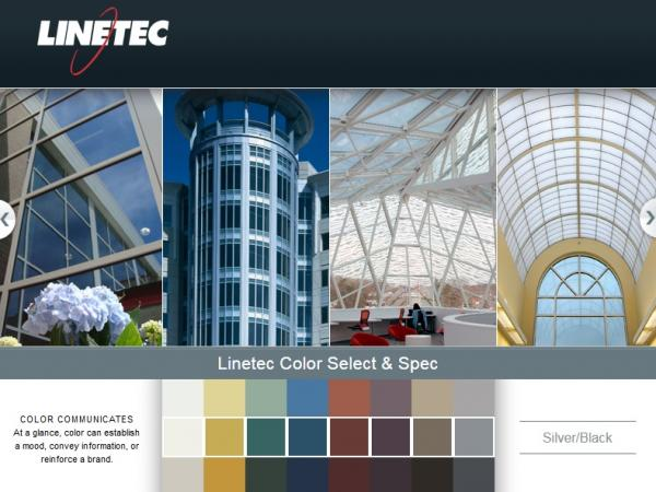 "Linetec's ""Select and Spec"" samples available at AIA and online at its Architectural Resource Center"