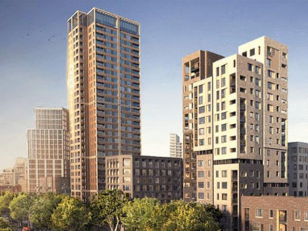 New Elephant & Castle High-Rise Contract For McMullen