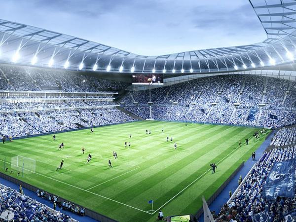 Project Awarded Tottenham Hotspur Football Stadium