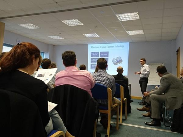 Great minds come together for glass-focussed waste heat recovery day