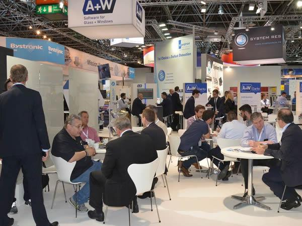 A+W Software at glasstec