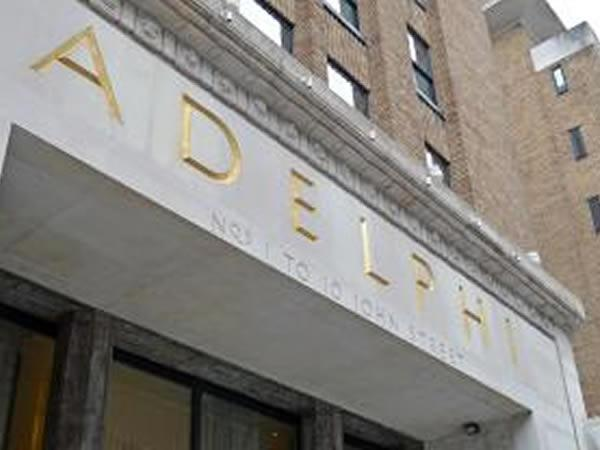 Glazing is central in iconic art deco Adelphi Building refurb