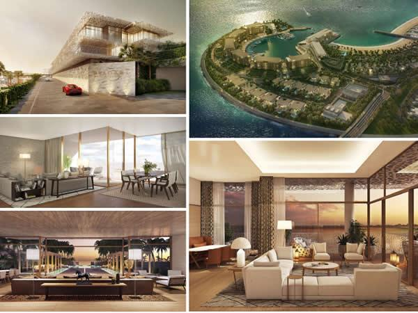 Case study bulgari resort residences for Bulgari hotel dubai