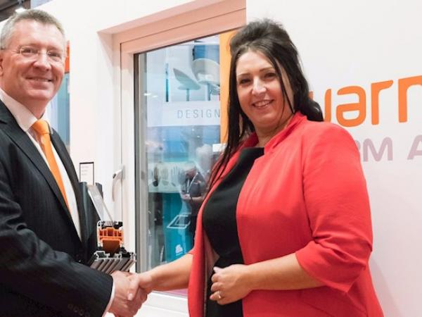 CMS secures Scottish exclusivity for WarmCore windows
