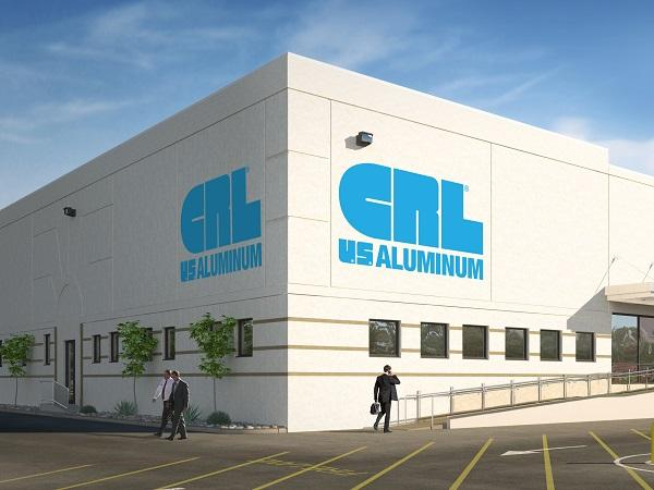 CRL-U.S. Aluminum Strengthens its Sales Team with New Appointments Nationwide