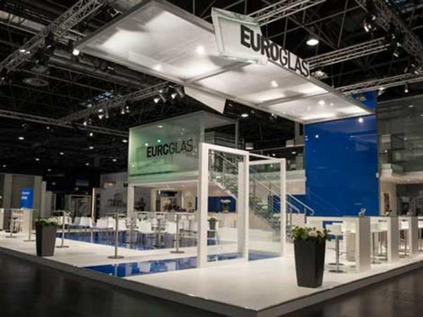 Entirely in glass: EUROGLAS at the glasstec 2016