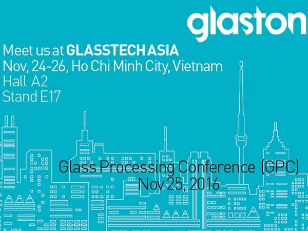 Glaston at Glasstech Asia 2016