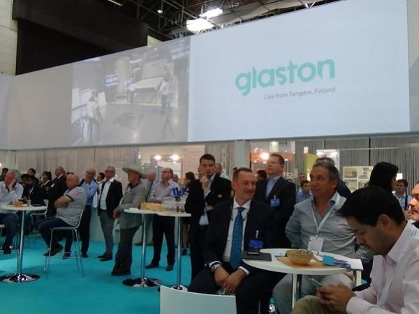 Glaston digitalises the heat treatment business