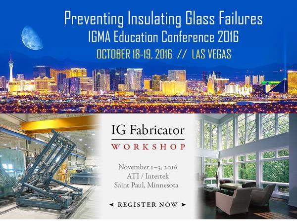 IGMA Announces Registrations for Education Seminar and Fabricators Workshop