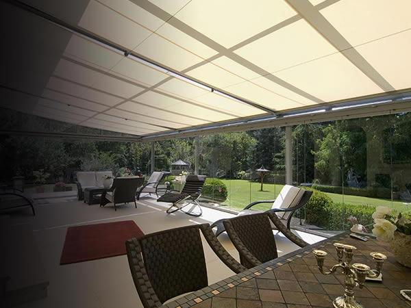 Roof Shading by IQ Glass