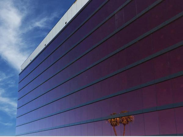 Graham Curtain Wall Helps Lucky Dragon Casino Stand Out