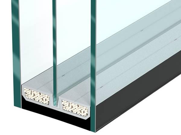 New world first triple glazing spacer bar from SWISSPACER