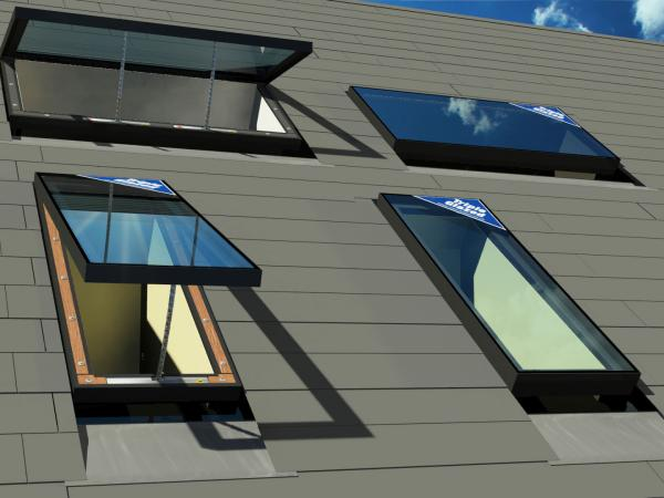 Roof Maker launches LUXLITE™ – Innovation in pitched roof windows