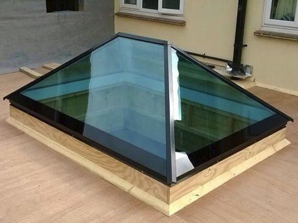 Boxy Or Slimline Contemporary Roof Lantern Design