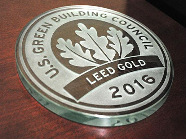 Solar Innovations® Recertified for LEED Gold Rating