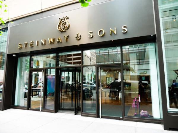 Energy-Efficiency is Key for Steinway & Son's New York City Facade