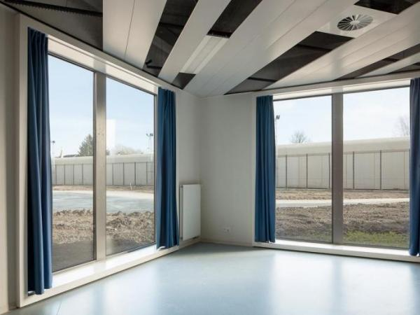 Stress test for new Forensic Psychiatric Centre, Ghent