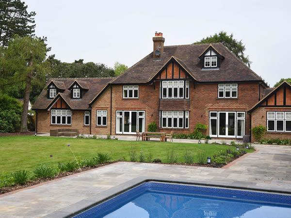 Timber windows for Arts and Craft property