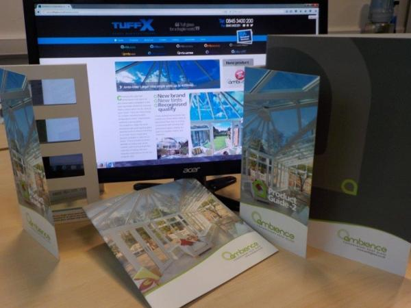 TuffX offers 'Ambience conservatory roof glass' marketing package to help retail installers