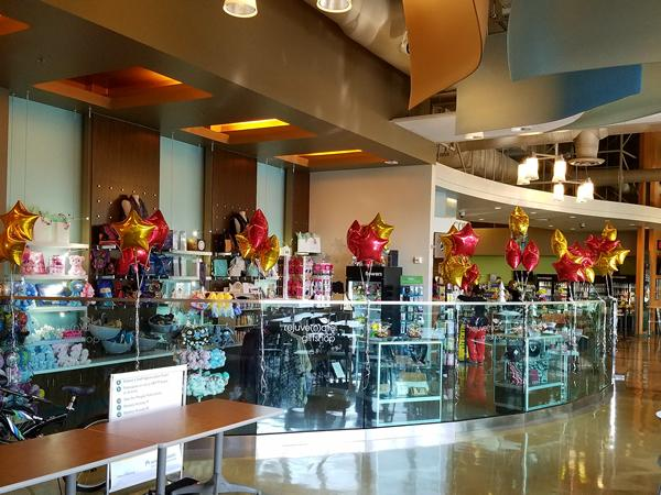 Giroux Glass: Updated Cafe at Kaiser, Sunset