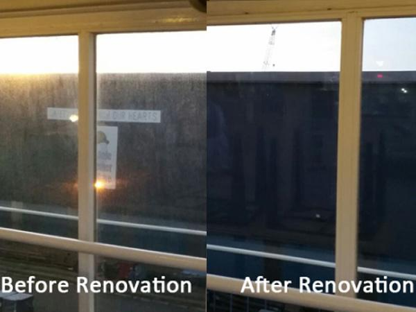 Do not replace, save costs and renovate with the ClearShield Eco-System™