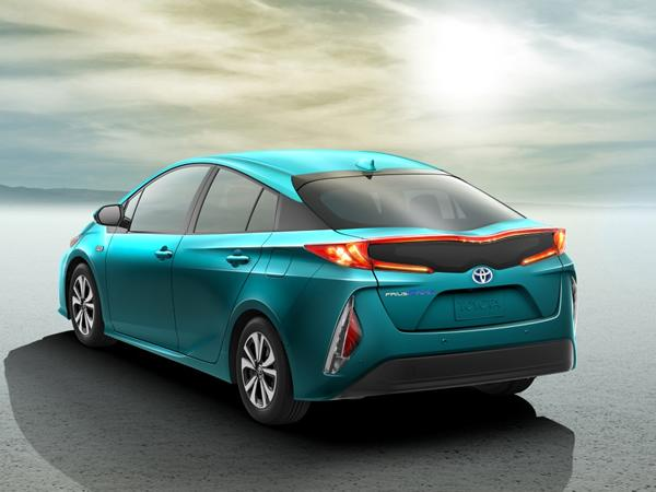 NSG Group's Uniquely Shaped Rear Window Glass Selected by TOYOTA's New PRIUS PHV
